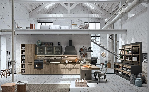 Astra cucine Industrial Kitchen 1