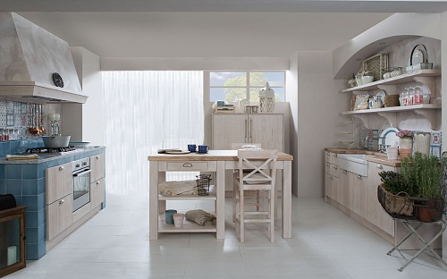 Aurora cucine Rosemary In Stile Country Chic