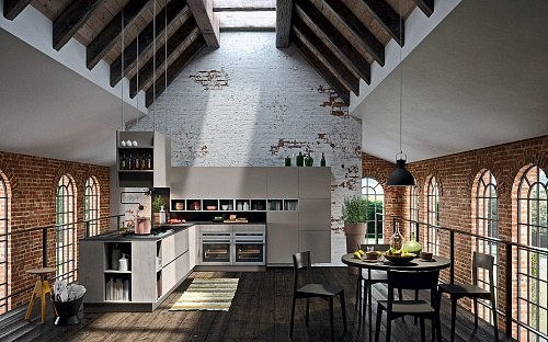 Astra cucine Industrial Kitchen 5