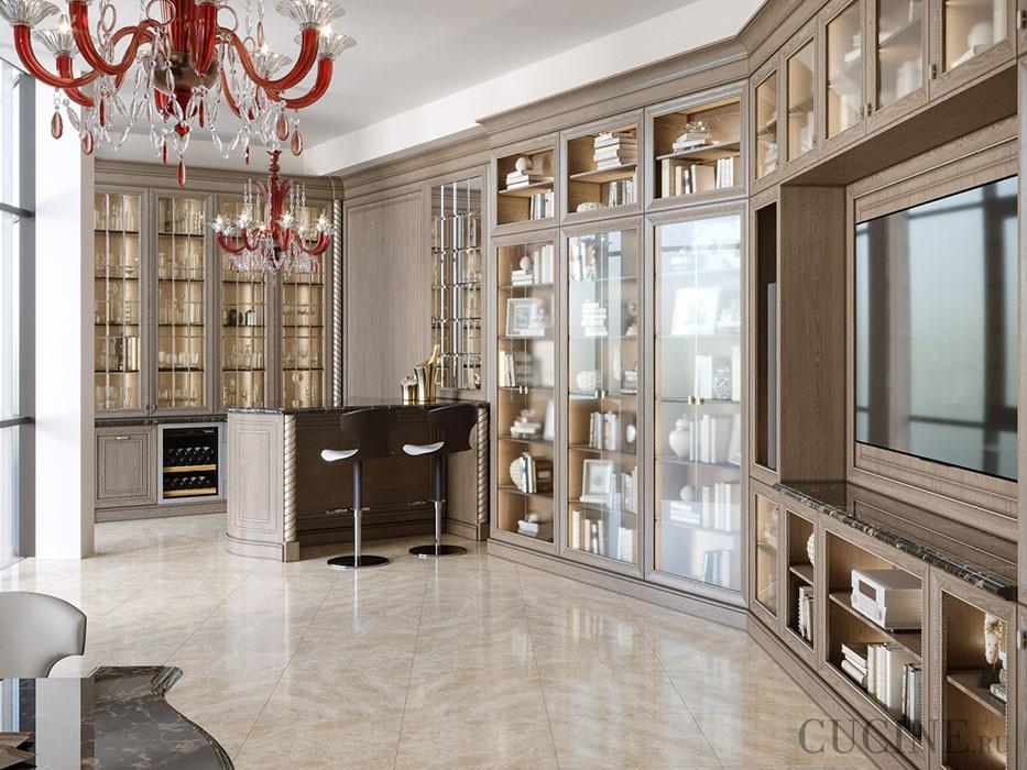 Кухня FM bottega d\'Arte Paris из Италии, купить итальянскую ...