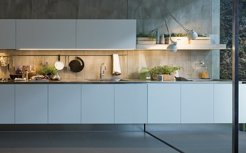 Arclinea Outdoor Kitchens
