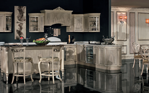 Bianchini Halian Kitchen 8856