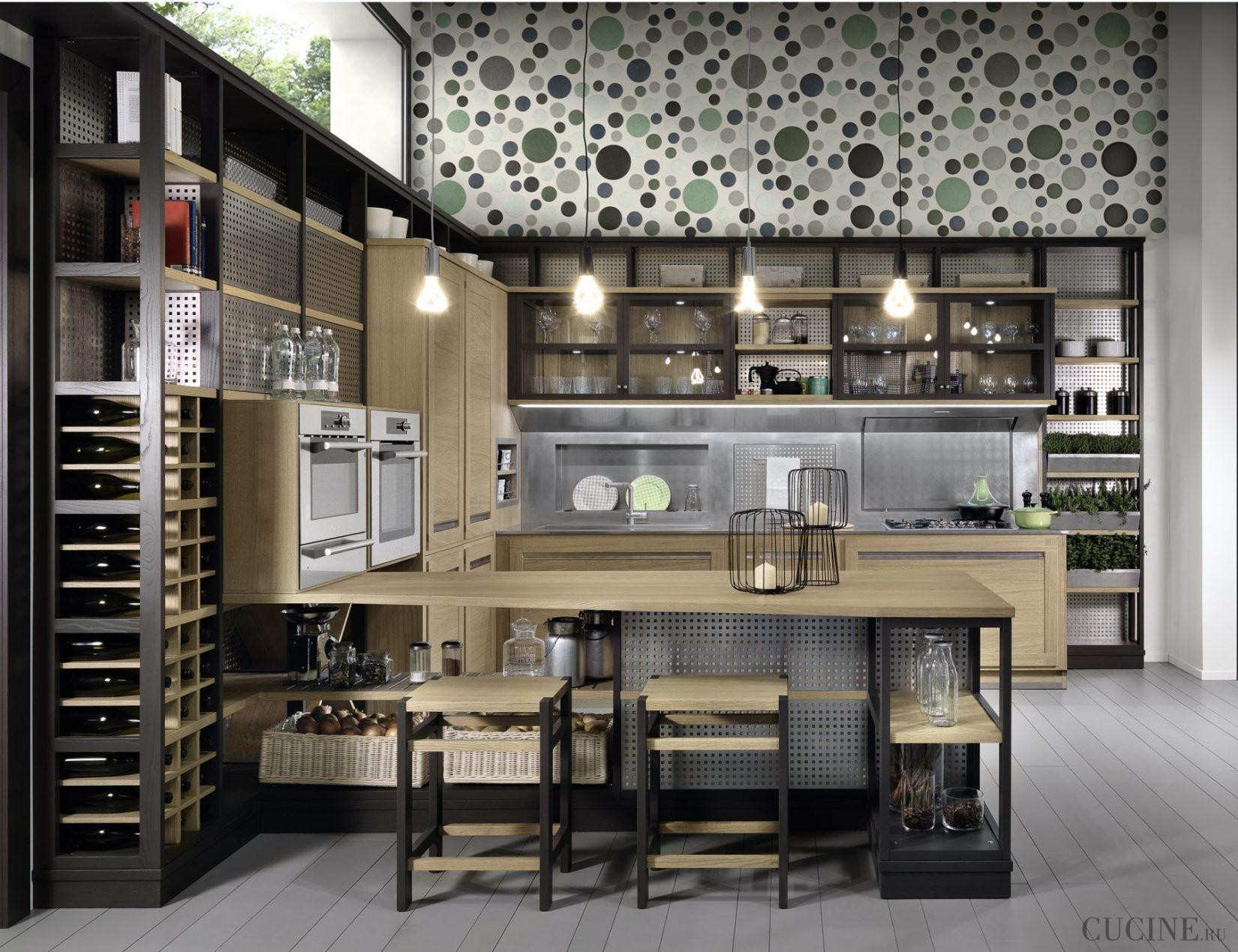 Кухня L\'Ottocento Roveretto из Италии, купить итальянскую ...