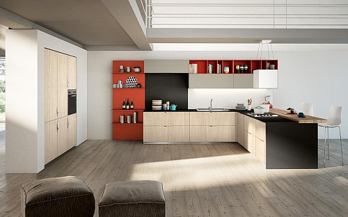 Spagnol Cucine Hot Collection Flick 04