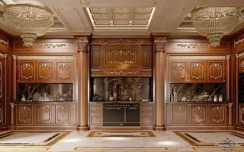 Modenese Gastone Royal walnut