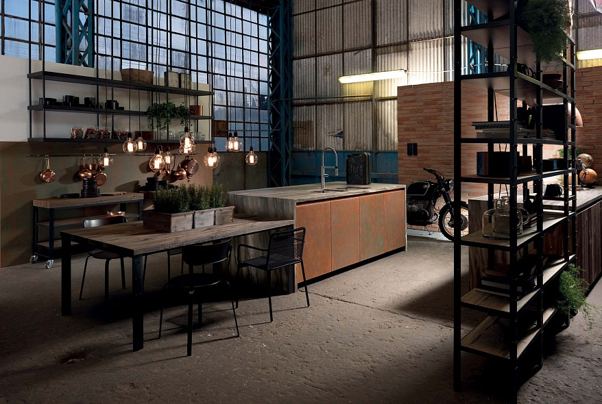 Aster cucine Factory