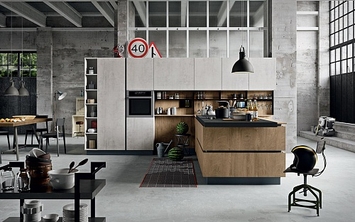 Astra cucine Industrial Kitchen 6