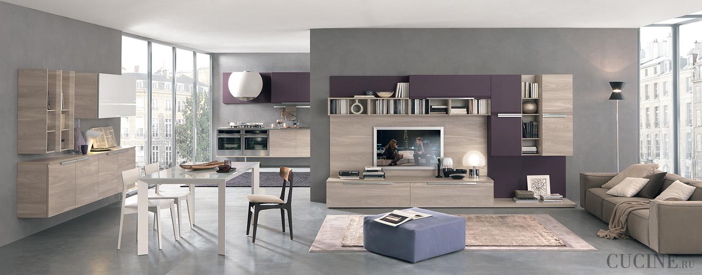 Кухня Febal Chantal 4 из Италии, купить итальянскую кухню ...