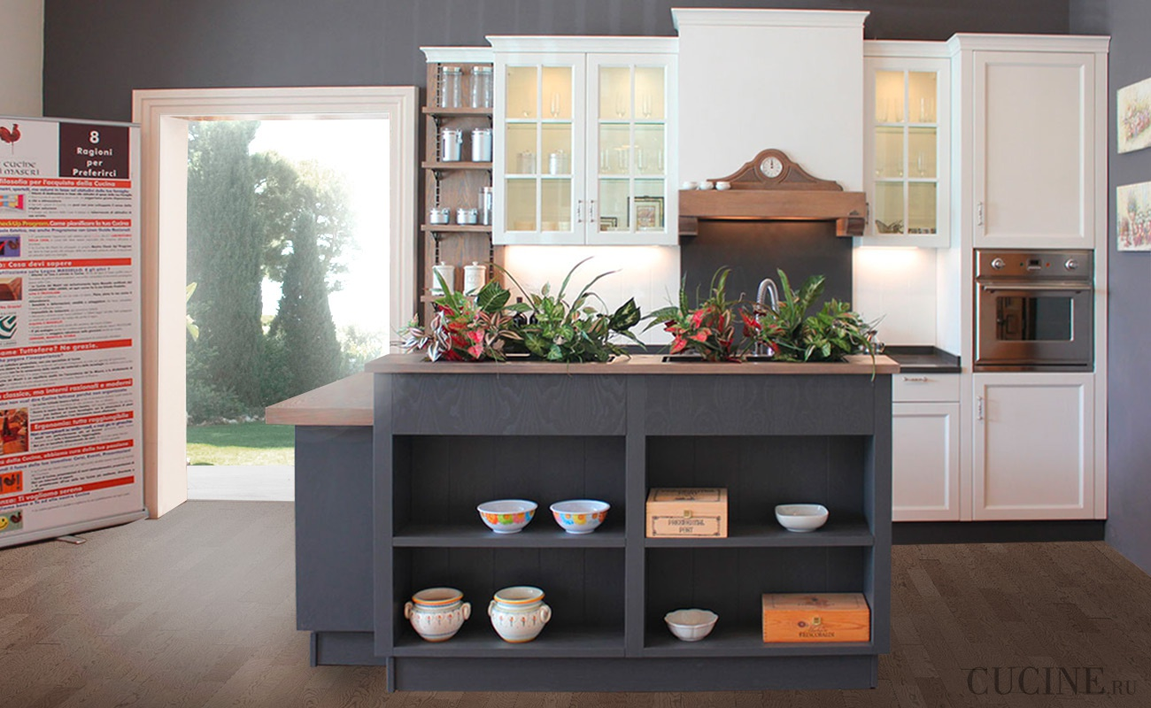 Emejing Le Cucine Dei Mastri Contemporary - Home Design - joygree.info