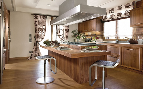 Faoma Emotion Walnut