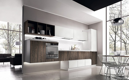 Miton Cucine Sincro Wood