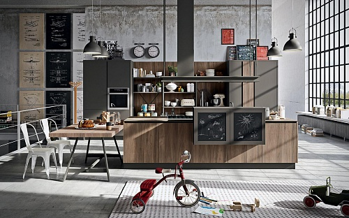 Astra cucine Industrial Kitchen 4